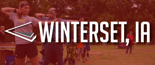 Winterset Iowa Bowhunting Camp Raised At Full Draw | Raised Hunting