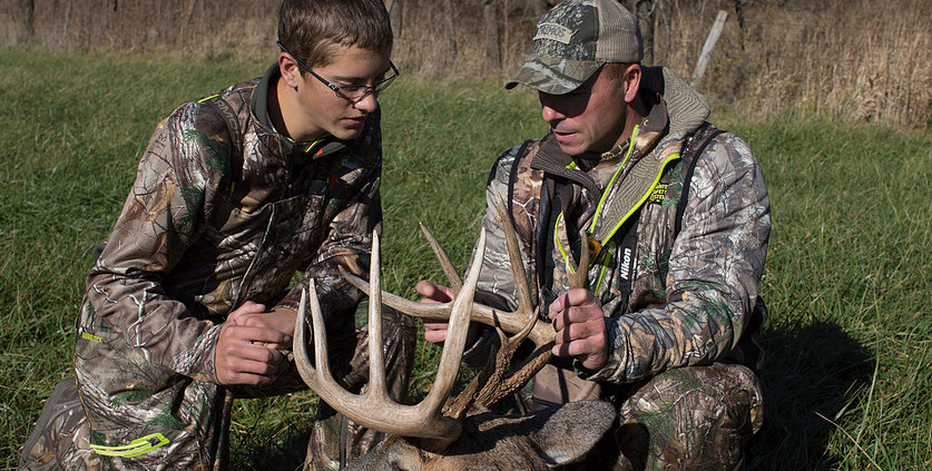 Hunters Are Teachers | Raised Hunting