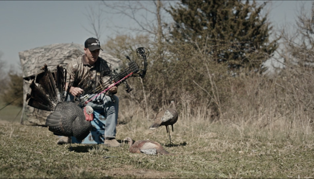 How To Set Up Your Bow For Turkey Hunting