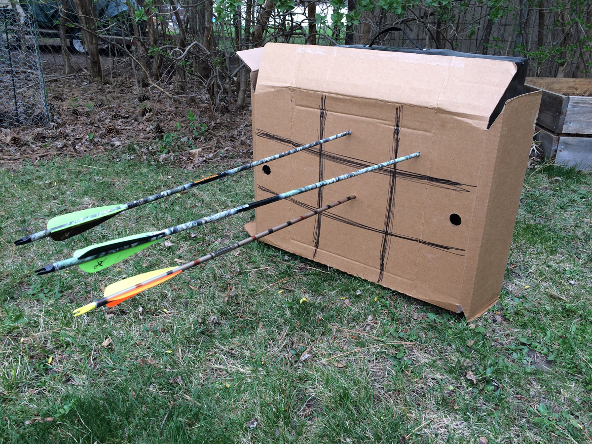 Archery Games and Tricks to get Todays Youth Outdoors | Raised Hunting