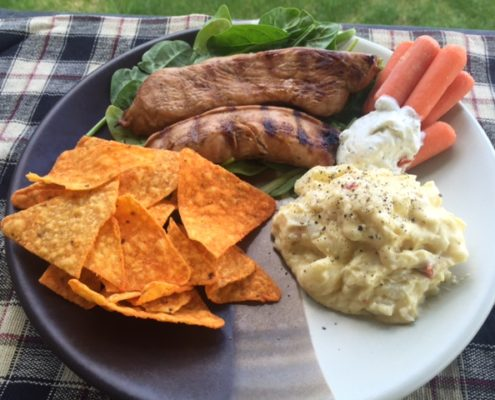 Memorial Day Grilled Wild Turkey | Raised Hunting