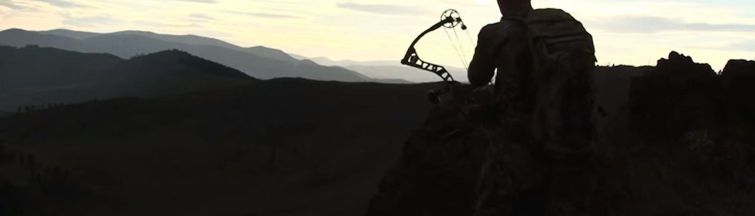 The Holders before Raised Hunting | Montana Archery Elk Hunting