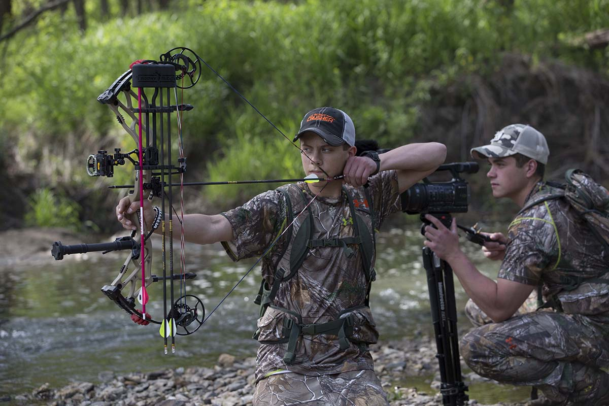summer archery practice equals better bow hunting | Raised Hunting