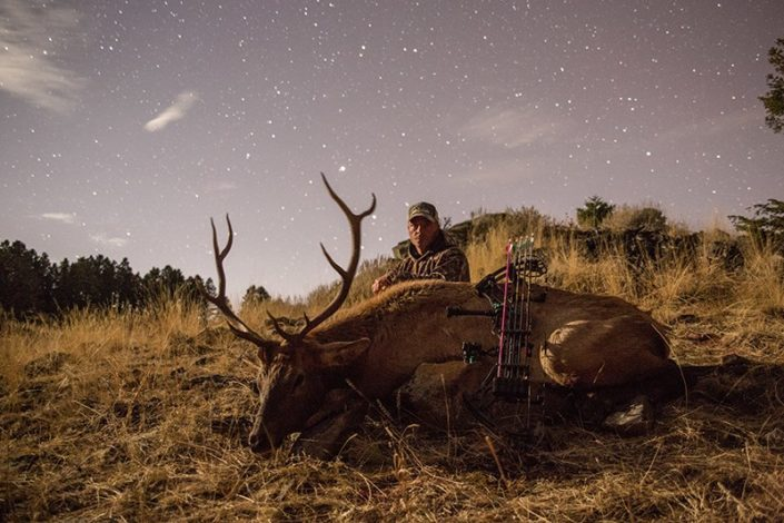 David Holder elk hunting Raised Hunting elk hunting