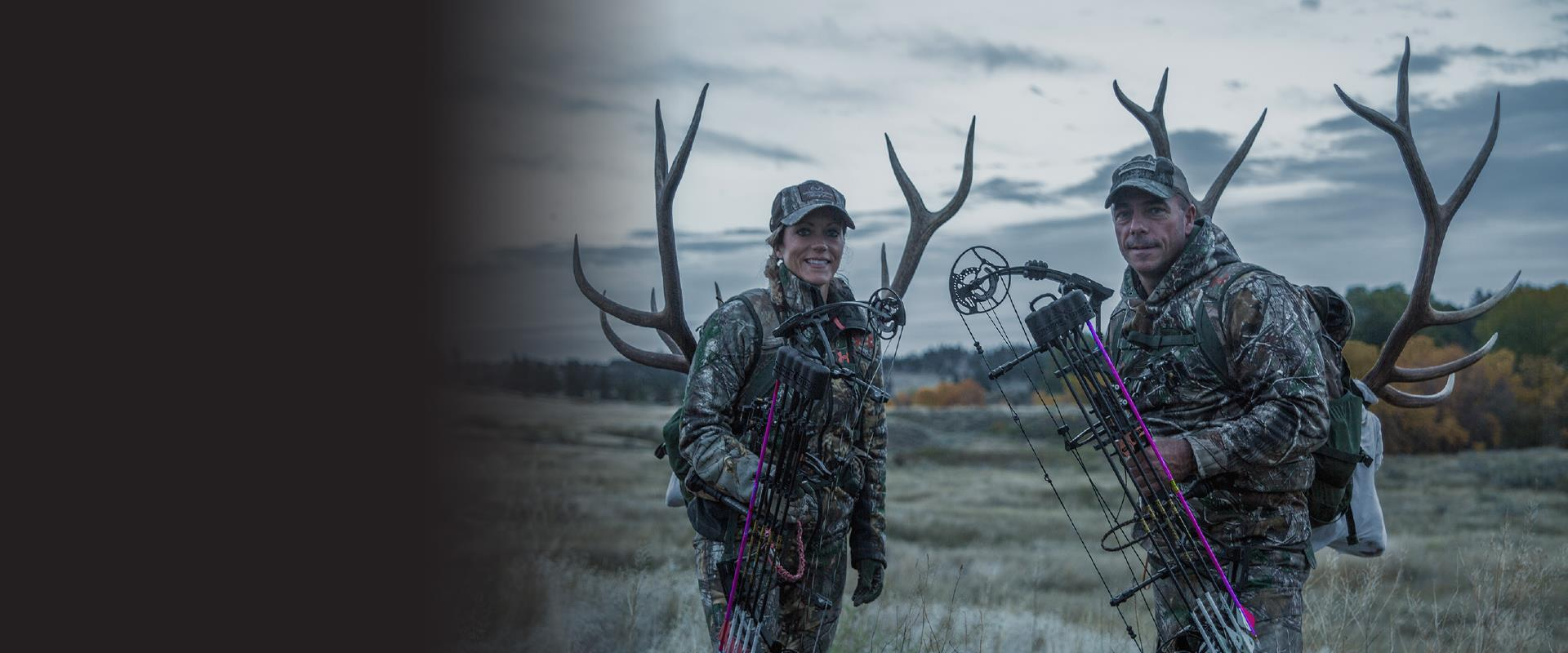 Raising Awarness for Breast Cancer Pink Arrow Wrap Raised Hunting