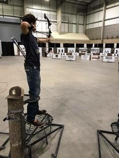 Raised at Full Draw Bowhunting Experience Raised Hunting archery events