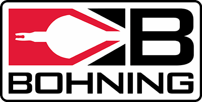 Bohning Archery Bowhunting camp sponsorship partner raised at full draw