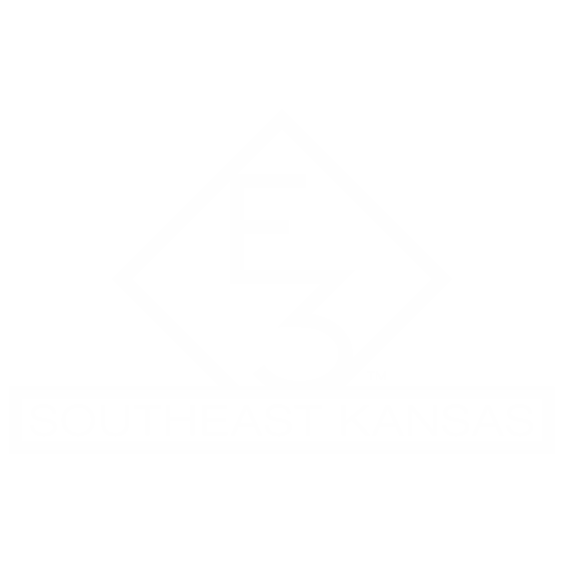 E3 Southeast Kansas Raised at full draw local sponsor